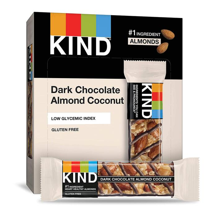 Dark Chocolate Almond Coconut KIND Bars