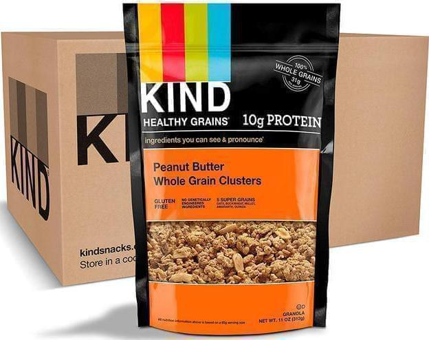 KIND Healthy Grains Whole Grain Clusters